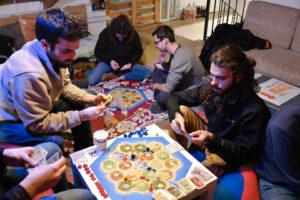 HaZerem - a Jerusalem student network